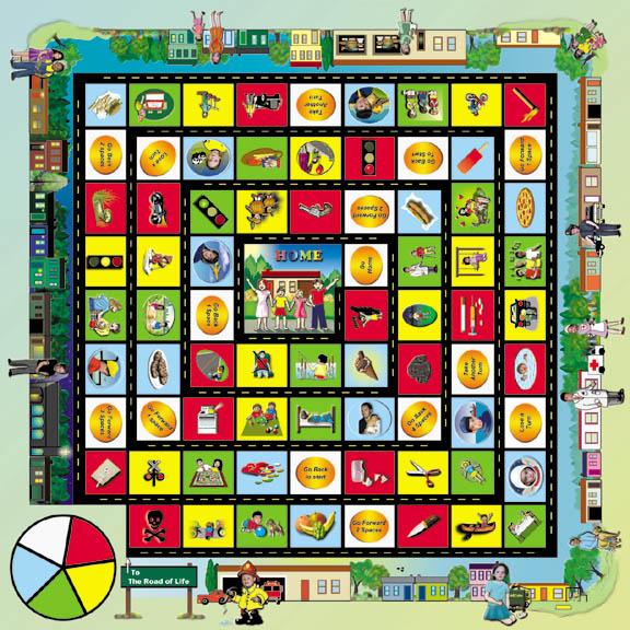oak leaf studio board game plating it safe